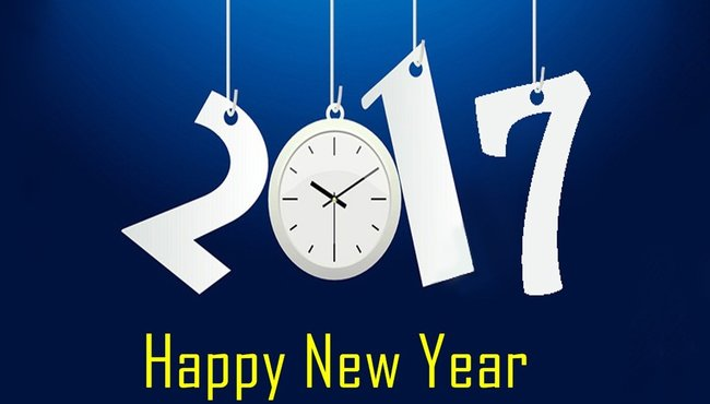 Happy New Year 2017 HD Cover photos