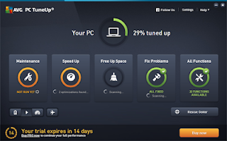 avg pc tuneup 2016 working serial key