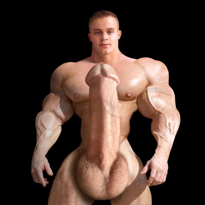 Enormous Dick