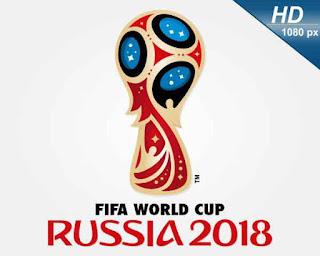 High Resolution Logo World Cup Russia 2018