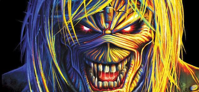 Novo álbum do Iron Maiden está quase pronto e deve ser anunciado em breve