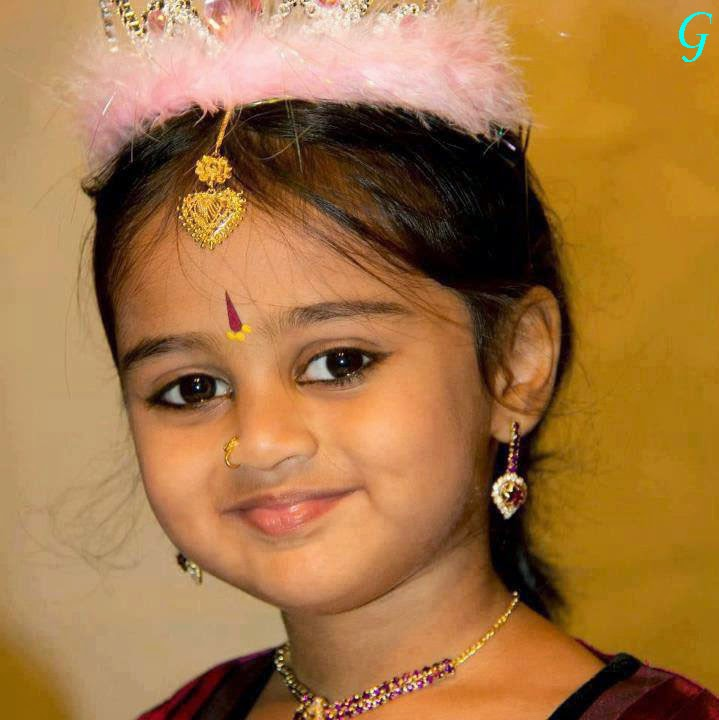 Babies Pictures: Cute Girls Indian Traditional Babies ...