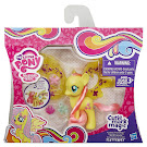 My Little Pony Charm Wings Wave 1 Fluttershy Brushable Pony