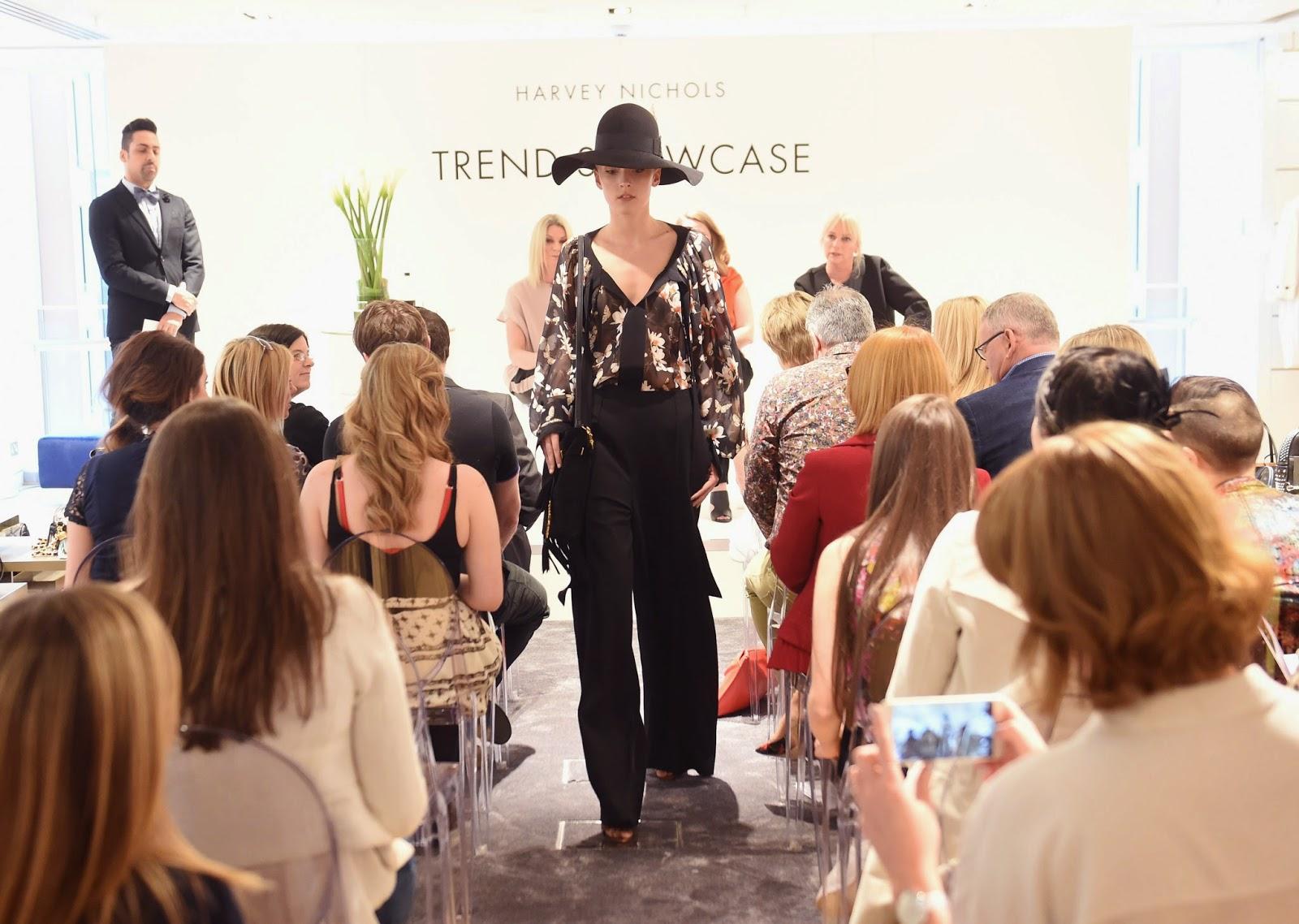 Harvey Nichols Trends Showcase