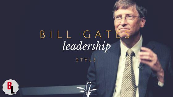 essay bill gates management style Bill gates and steve jobs will forever be intwined because of their success in the techno-logical industry both were autocratic style leaders that were known to make their employees feel foolish by berating them comments many would consider unproductive.