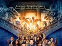 "Resenha: ""Uma Noite No Museu"": O Segredo da Tumba - Michael Anthony Steele"