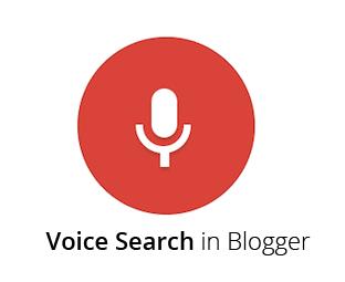 Comment ajouter un widget de recherche vocale dans Blogger