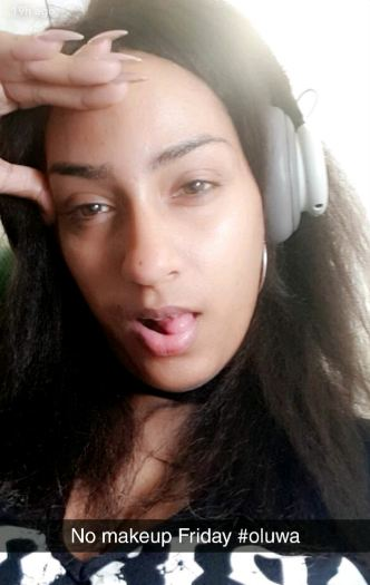 See What Actress Juliet Ibrahim's Real Face Looks Like Without Makeup