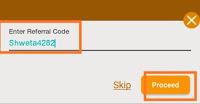 viola wallet app referral code