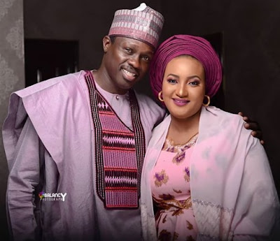 ali nuhu wife name