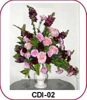 Karangan bunga Cikini Jak-Pus
