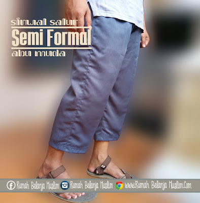Sirwal Semi Formal Abu Muda