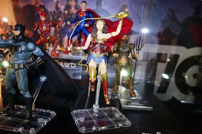 S.H. Figuarts - Justice League