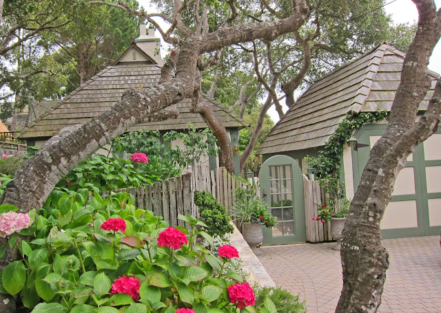 Walk Carmel By The Sea Fairy Tale Homes Tour