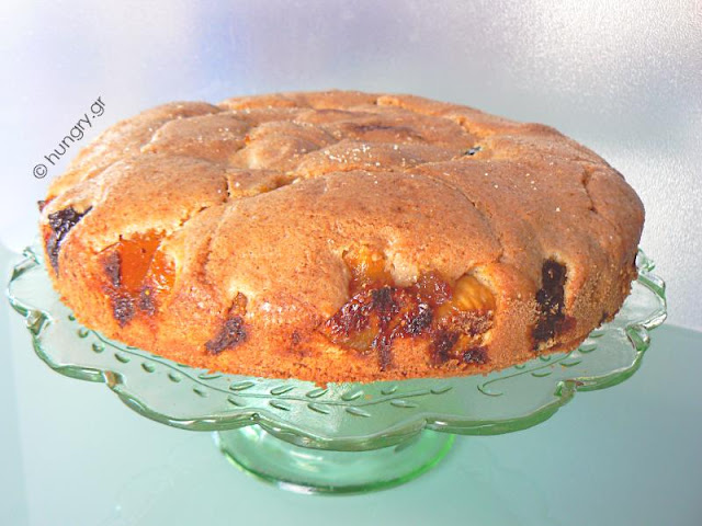 Dried Fruits Cake