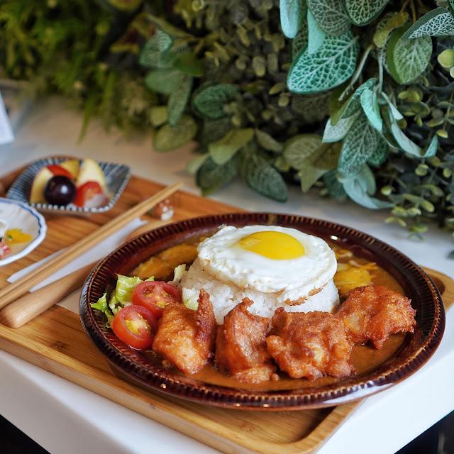 台南中西區美食【豆弄.手作】咖哩唐揚雞