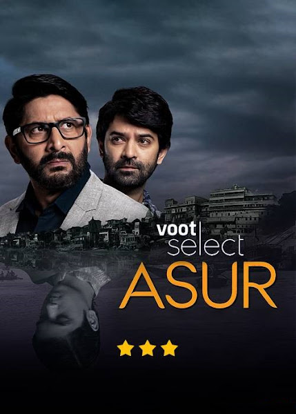 Asur Season 01 Full Hindi Episodes Download HDRip 720p