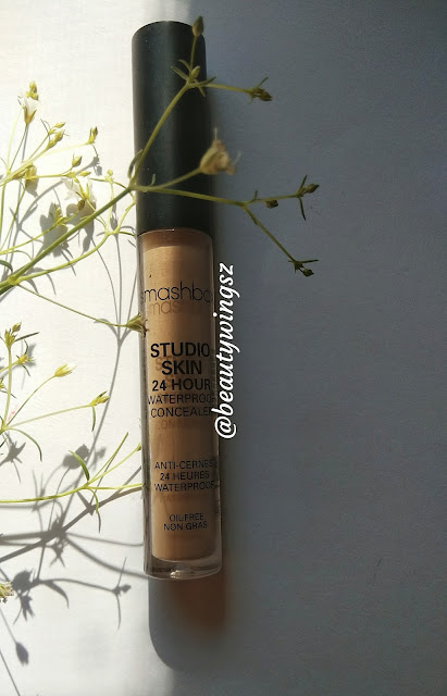 Smashbox Studio Skin 24 Hour Waterproof Concealer Review