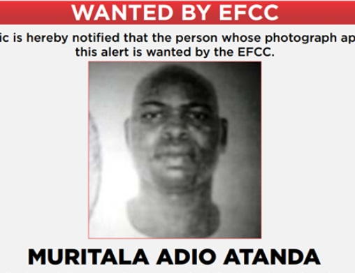 Man Hacked Into Company's Bank Account & Transferred Millions... declared wanted by EFCC