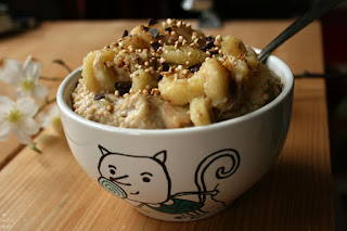 http://be-alice.blogspot.com/2015/11/caramelized-banana-oatmeal.html