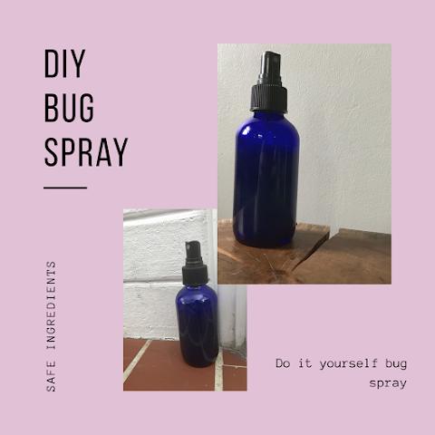 How to Make DIY SAFE Bug Spray