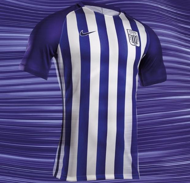 068079127f Nike lança camisa especial do Alianza Lima - Show de Camisas