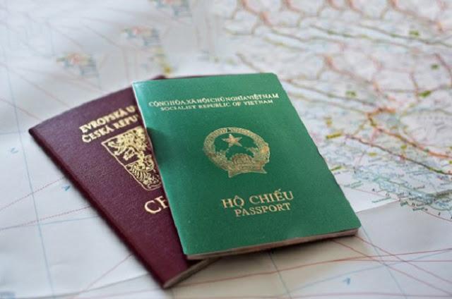 Hộ chiếu còn hạn dưới 6 tháng có xin visa Hàn Quốc được không