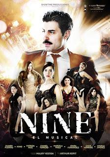 Nine, el musical [Teatro Amaya]