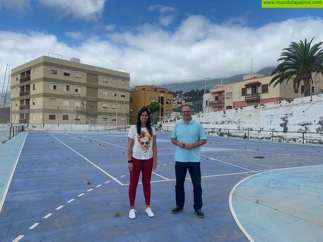 El Ayuntamiento procederá a la rehabilitación de las canchas deportivas de La Encarnación y Calcinas