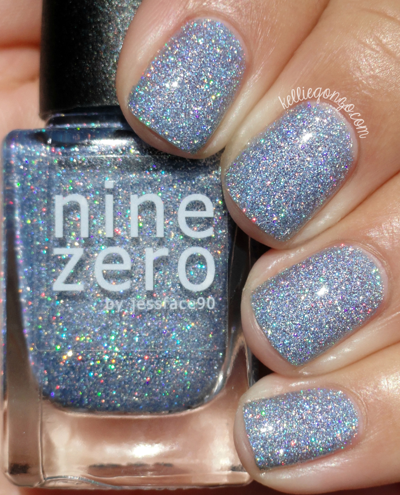 Nine Zero Lacquer Annual March Blizzard