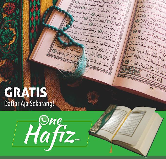 Tahfidz Online via WhatsApp untuk Pemula, Daftar Sekarang!