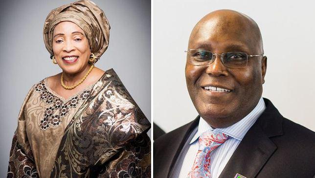I married Atiku because of his honesty, sincerity and integrity - Atiku's wife, Titi Abubakar