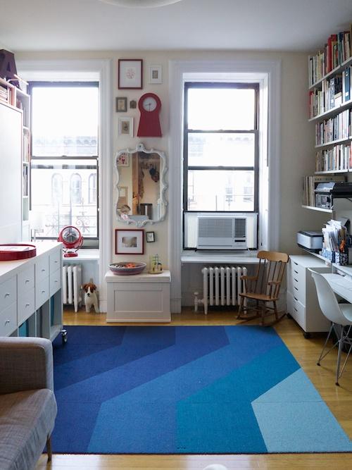 casas reales con niños- apartamento en Nueva York