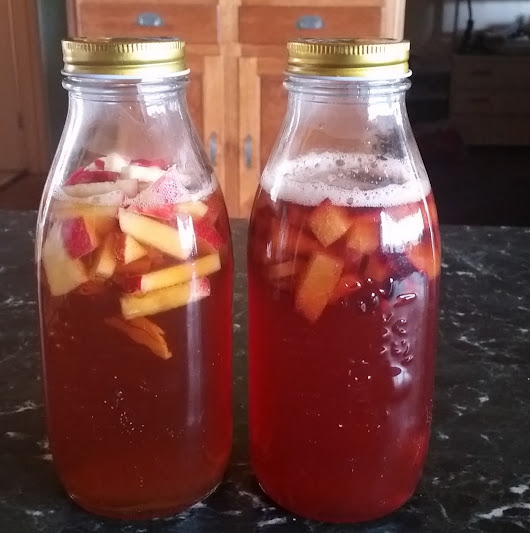 KOMBUCHA GOODNESS