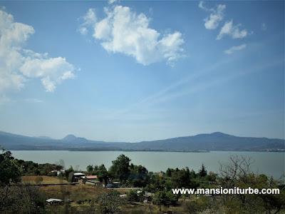 Panorámica del Lago de Pátzcuaro, Michoacán