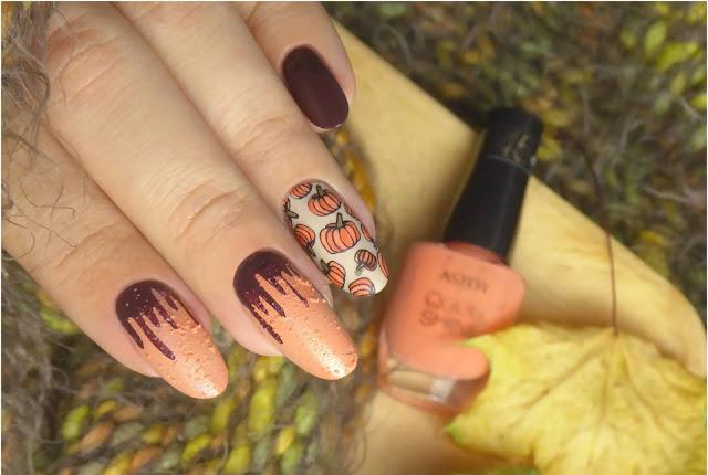 Ciasto dyniowe | Fall Stamping Week #4