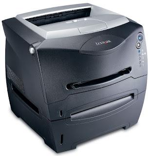 Lexmark E232 Printer Driver Download