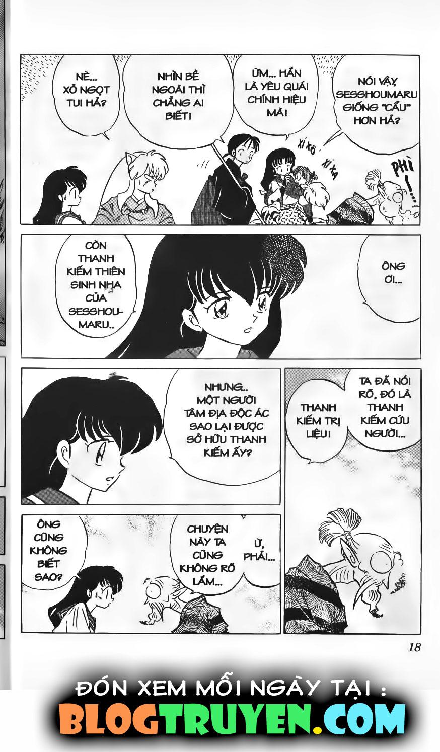 Inuyasha vol 14.1 trang 17