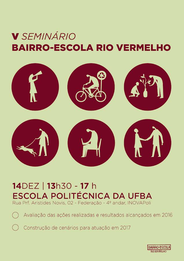 V Seminário Bairro-Escola Rio Vermelho