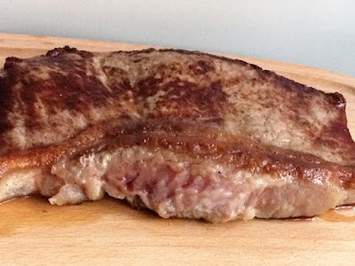 stek z rozmarynem