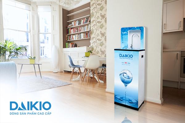 Máy lọc nước RO Daikio DKW-00011A tạo ra nguồn nước tinh khiết cho gia đình