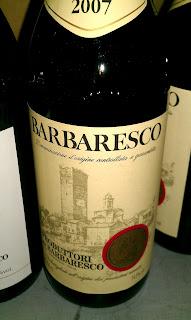 A whole lotta Barbaresco love!
