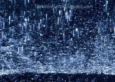 Mimpi melihat hujan togel