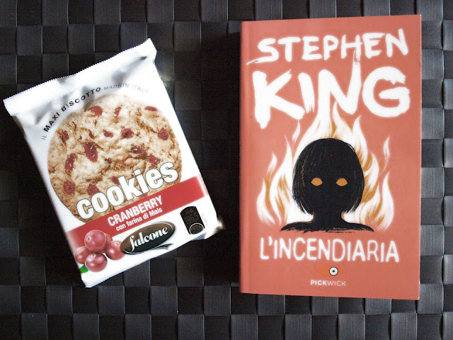 L'Incendiaria Stephen King copertina