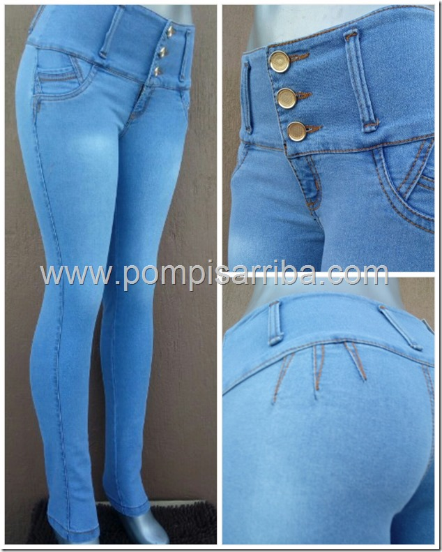 Venta De Jeans Corte Colombiano Pantalon Barato Mayoreo Enero 2019