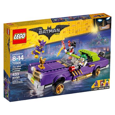 LEGO 70906 - Lowrider Jokera™