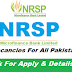 NRSP Microfinance Bank Limited Jobs 2018 ( Vacancies 750 )