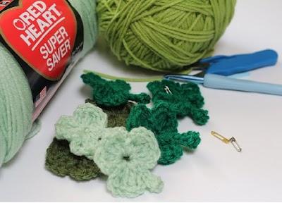 Patrones de Crochet Motivos Diversos