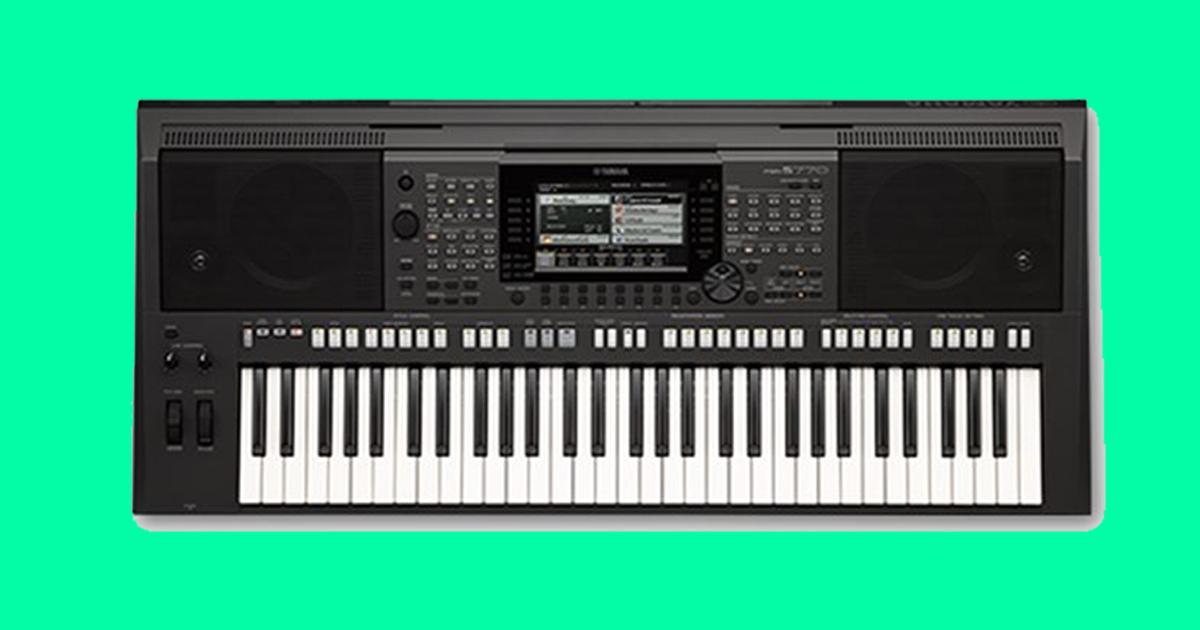 Nơi bán Đàn Organ Yamaha PSR S770 giá rẻ nhất tháng