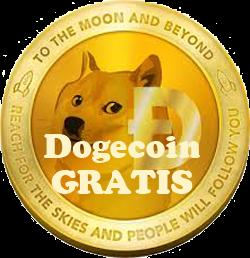 Dogecoin gratis free